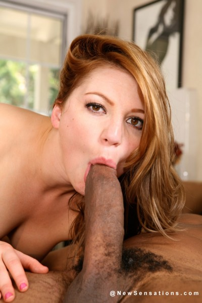 Aurora Snow Interracial
